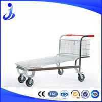 High Quality Metallic Warehouse Trolley From Chinese Factory