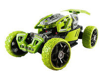 DIY Electric Outdoor Challenger RC Tumbler Stunt Car Self Assembling Off Road High Speed Monster Car 360 rollover