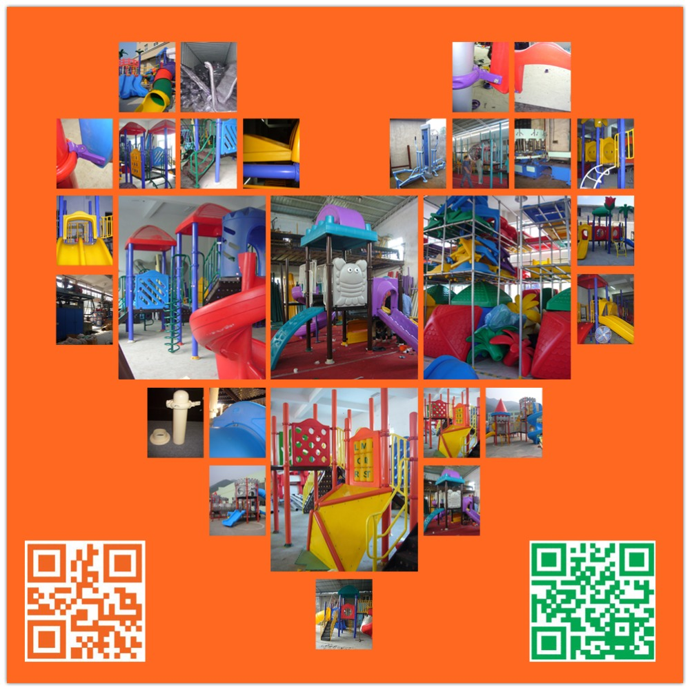 2016 NEW OUTDOOR PLAYGROUND FOR KINDERGARTEN IN CHEAP COST