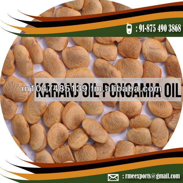 Karanja oil or Pongamia Oil