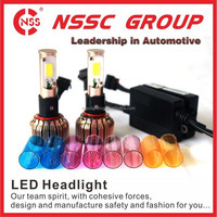 Most Popular Amazing IP65 HI LO Beam 2400LM H4 Conversion LED Headlight Bulbs Kit