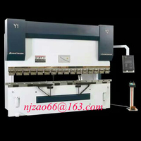 Factory Sale Promotion Prices WC67Y-100 hydraulic press brake second hand