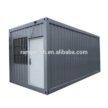 20ft Low cost modular prefabricated house container house