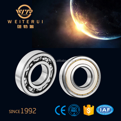 Deep Groove Ball Bearings Single Double Row High Speed Super Precision Ceramics Ball Bearing