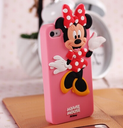 alibaba china supplier mobile phone accessory custom silicone case for iphone 4 4s