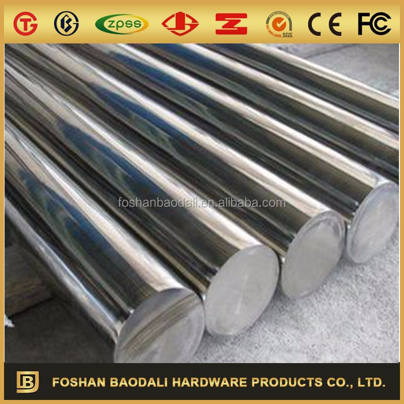 Mill test certificate AISI stainless steel bar 201 manufacturer price