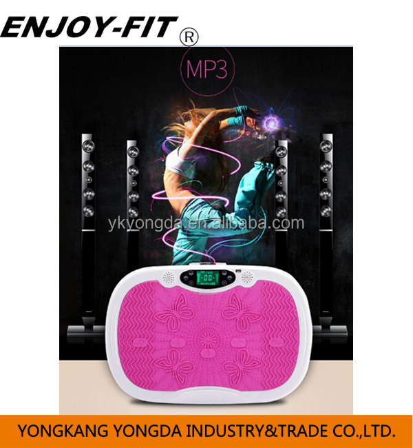 Crazy Fit Massage vibration plate Shaker Whole Body Exercise Body Building Machine Whole Body Vibration Machine