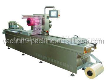 Standard thermoforming vacuum packing machine, auto-vacuum packer , vacuum sealing machine
