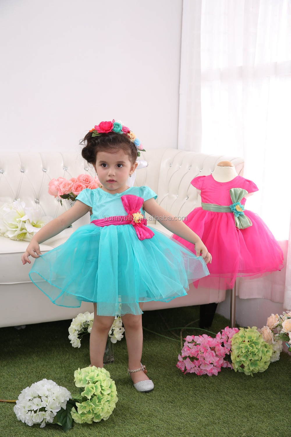 Baby Frock Designs Baby Girl Dresses Girl Party Wear Western Dress ...