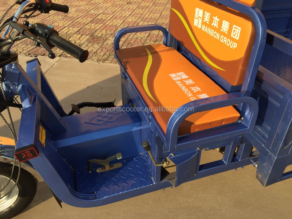 China cargo tricycle on sale best price teb-61 electric cargo tricycles