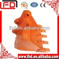 Excavator spare part excavator buckets with high quality bucket tooth