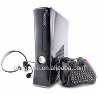 4gb 250GB console for microsoft xbox360 game console whole set