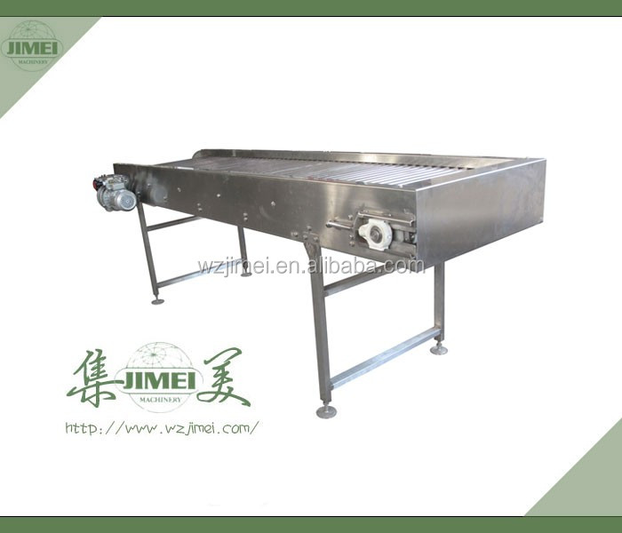2016 wholesale Level Type Stainless Steel roller conveyor price