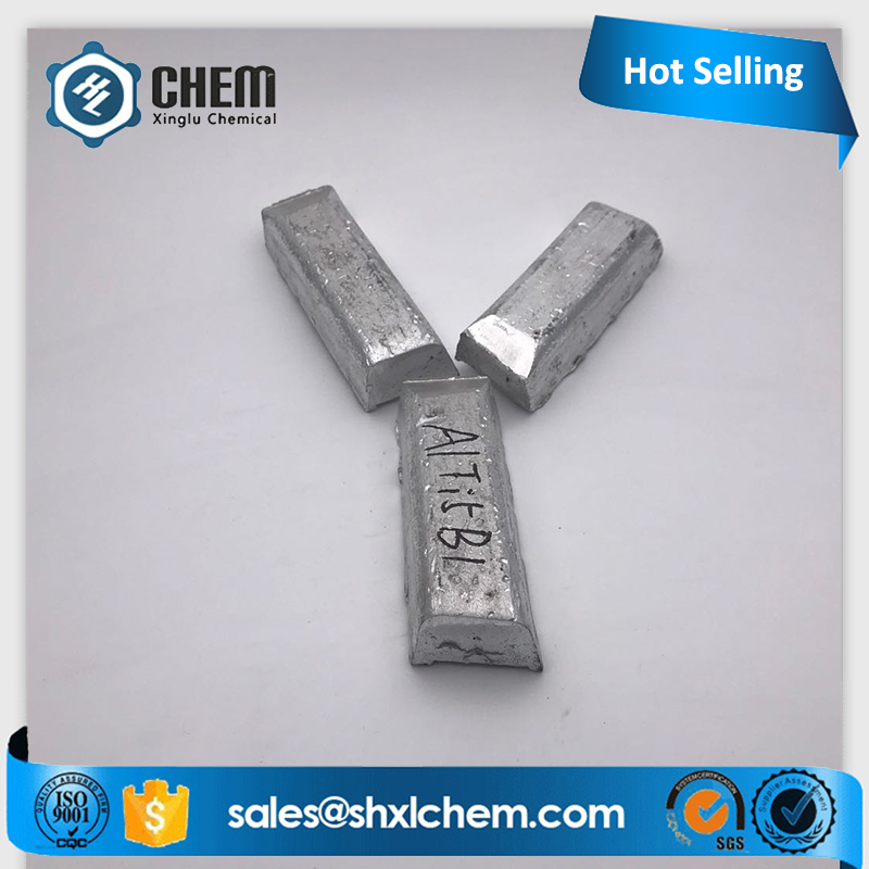 AlTiB1 master <strong>alloy</strong> ingot in stock