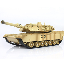 New items in china market RC Army Tank with smoking Toys for resale