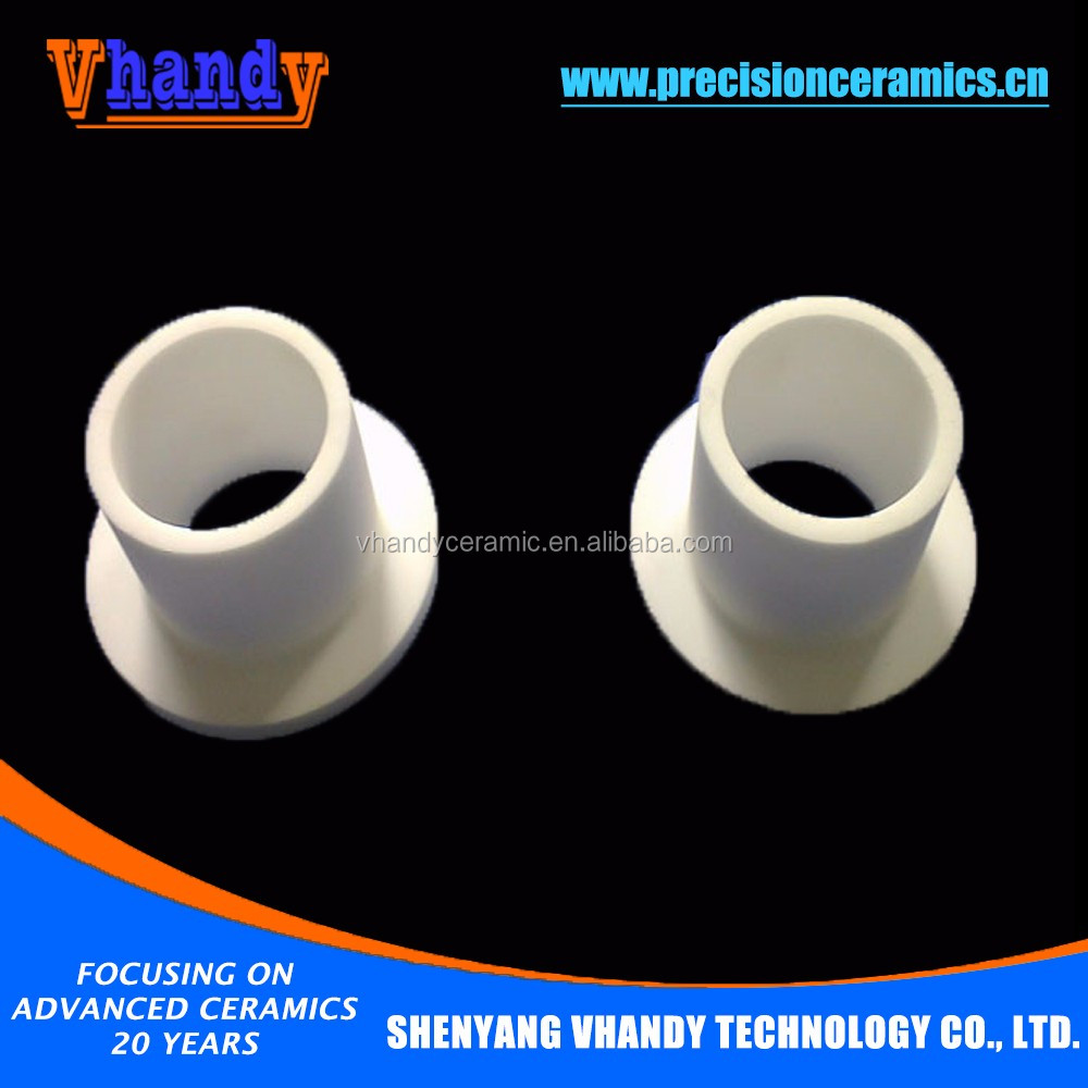 VHANDY customized cone shaped ceramic cylinder tube