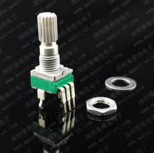 Electronic guitar effect instrument 10k potentiometer