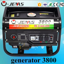 New Model 3800 Low Noise Portable Easy Start Gasoline Generator
