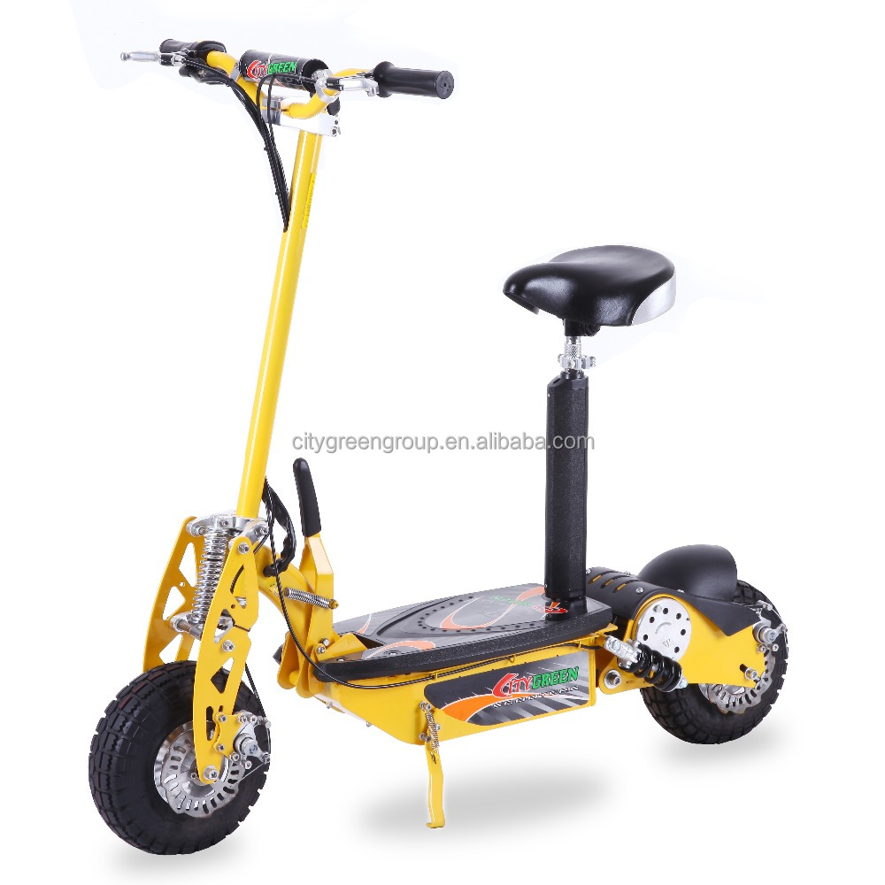 hot selling cheap 1600w foldable electric scooter