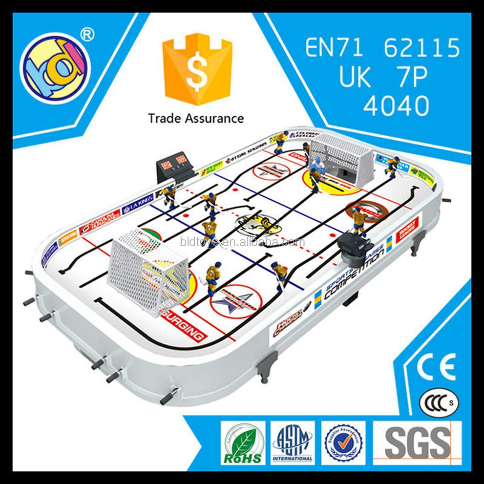 Funny desktop Ice hockey game toy hockey table game for kids