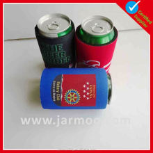 Screen printing durable beer can holder