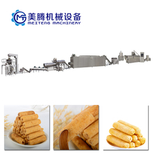 Good quality chocolate core filling snack food machinery/line