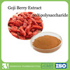 High quality Organic health product goji Berry extract Powder with 50% Polysaccharides