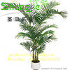 China manufacture artificial palnt / artificial plant palm tree for decoration SJLJ0548