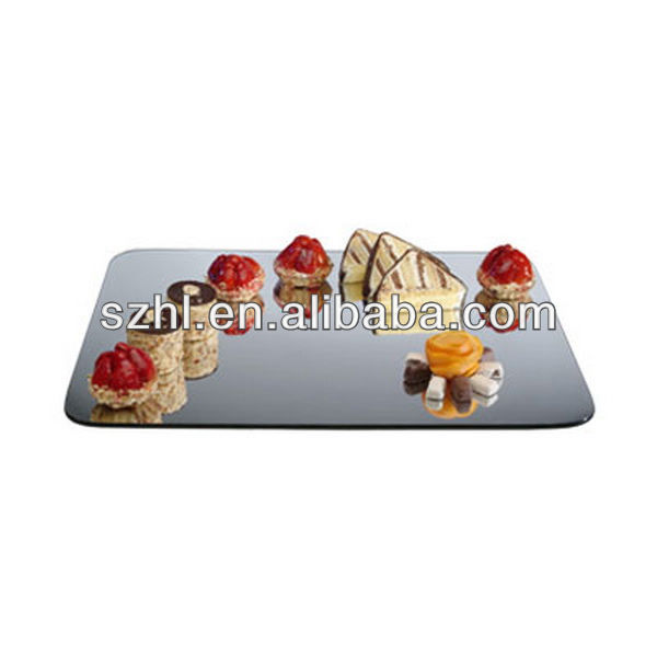 Cheap acrylic fruit display stand fruit and vegetable display stand