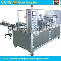 3D Vacuum Automatic Vertical Packing Machine With Anti Forging Bracing Wire