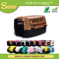 Factory customized plastic cheap dog kennels