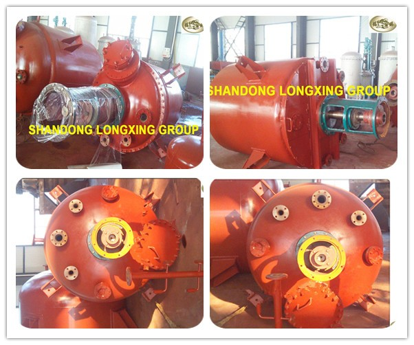 Electric Heating Chemical Reactor for Lubricating Grease