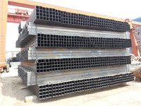 Seamless or welded Carbon Steel Square Pipe