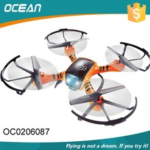 Big type children plsatic 2.4G fpv rc toy china quad copter for sale