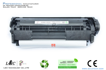 China premium compatible toner cartridge 103 303 703 for canon photocopy machine