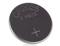 CR2025 3.0v lithium button cell battery