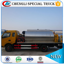 Road Maintenance DONGFENG 4x2 Right Hand Drive Bitumen Emulsion Sprayer Asphalt Bitumen Tank Truck Asphalt Patching Truck