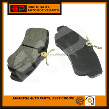 Brake Pad for Primera P10/P11 41060-2F025 brake pads production line