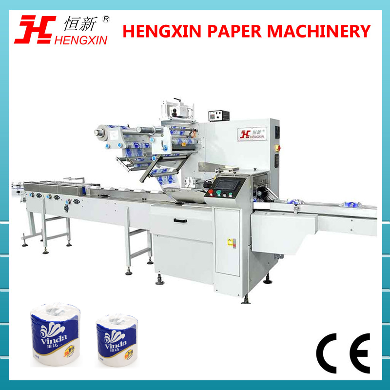 Single Toilet Paper Rolls Packing Machine