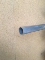 Round Section Shape Thin Wall Aluminium Tube