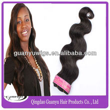 Pure wholesale brazilian virgin hair brazilian beautiful collection hair weave