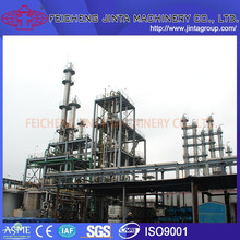Bright stainless alcohol distillation equipment