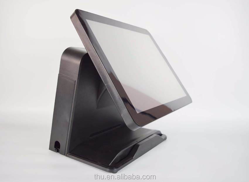 15 inch capacitive Touch Dual Screen POS Terminal pos terminal with nfc reader pos machine price
