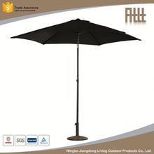 Customized factory supply crank & tilt outdoor umbrella