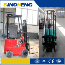 Mini Forklifts Truck Battery / Electric with best price CPD500