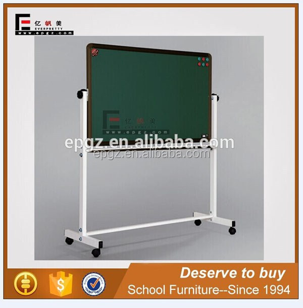 High quality school writing board, aluminum frame notice board