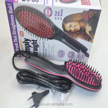 As Seen Electric Fast Hair Straightener Brush