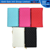Leather Handbag Case for Samsung S3 Handbag Leather Case Cover