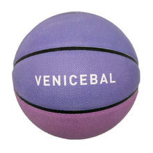 customize own colorful basketball size 5 6 7 natural rubber basketball ball for promotion gift