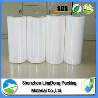 Whiter transparent PE plastic packing film pet/al/pe film